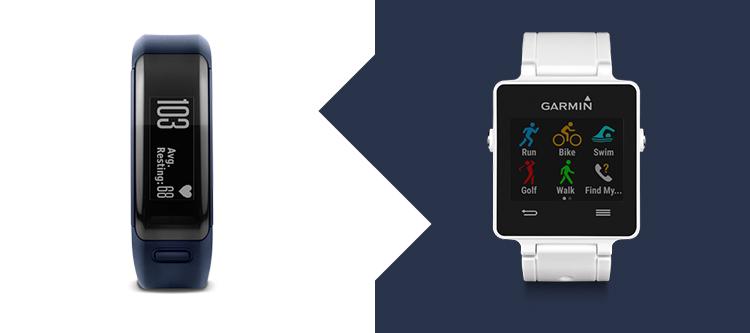 Smartwatch o pulsera de actividad… ¿Qué elegir?