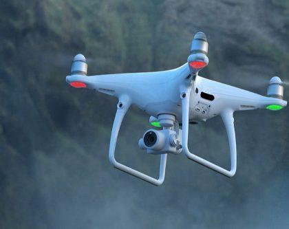 Dron económico